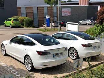 Tesla Pforzheim