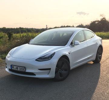 Model 3 Standard Plus Tesla